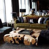 Norjassa ihastelin yhtä hotellia, jossa oli tosi magea sisustus. Pienillä jutuilla saadaan tilasta erilainen.