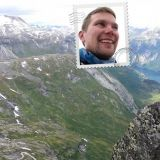 Ehkä hienoin tän vuoden reissuista oli Norjan prätkäreissu. Kuva Trollstigen Dalsnibbanin vuorelta.
