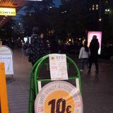 Cityn SYÖ! Helsinki -viikot ovat käynnissä. Hyviä tarjouksia ympäri kaupunkia. Kuva Mannerheimintieltä.