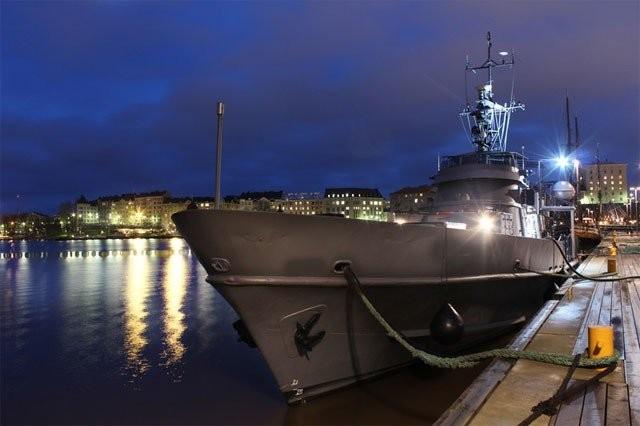 Teemapäivä vartioveneellä?