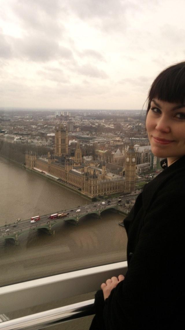 Kohutoimittajanne MRV, suorana (parin vuoden viiveellä) Lontoosta!