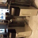 Biometriset passit nopeuttavat turvatarkastuksia. Pääsin läpi automaattisesti. Näppärää ja tehokasta. Nykyaikaista vaikk kuva onkin vinossa :)