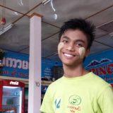 Burmalainen tarjoilija