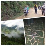 Myanmar moottoripyörällä ajaen: Timantteja, kiellettyjä alueita ja vauvoja