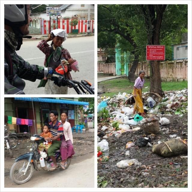 Kerjääminen ja roskien keruu ovat ammatteja. Sossu-Tatulle vähän perspektiiviä siihen mitä ihmisiä hänen ryöstämillä rahoillaan voitaisiin auttaa.