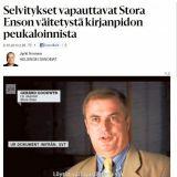 Stora Enson suuri salaisuus