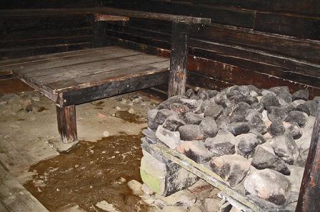 Putkinotkon sauna