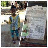 Burmalaisia lapsia. Kuvan lapset eivät liity kirjoitukseen.