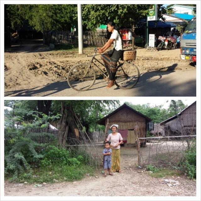 Burmalaista elämää.