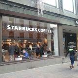 Kahvilajätti Starbucks rantautui Helsingin keskustaan