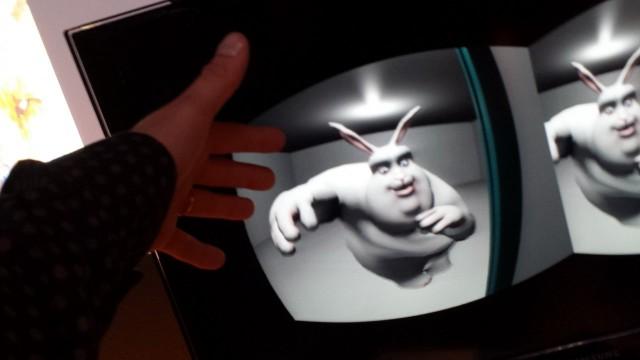Slushissa on älyttömästi innovaatioita. Kuvassa hahmontunnistusta tekevä Delicoden ohjelmisto.