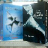 Kirjastosta lainatusta Fifty Shades of Grey -kirjasta paljastui likainen yllätys
