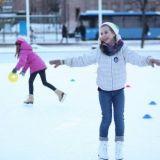 Jääpuisto avaa taas Rautatientorilla