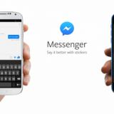 Tekstiviestittelyn ja meilailun sijasta käytän nykyään päivittäin messengeriä, eli Facebookin sisäisiä viestejä. Näppärä työkalu.