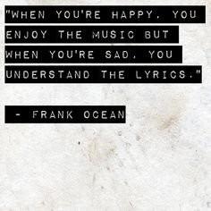 """Tämä on niin totta! Iloiseen fiilikseen sopii pyllynheilutusmusiikki, jossa on hyvä biitti: sanat saavat olla vaikka järjettömiä (""""Olen matkalla Alabamaan, mennään yhdessä leipomoon"""" :D). Kun oikein kuuntelen musiikkia, sanat ovat tärkeimmä"""