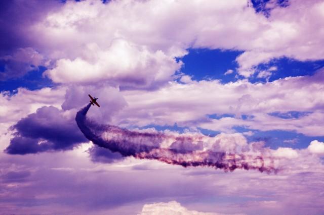 Jos olisin lentokone, suuntani olisi ylöspäin!
