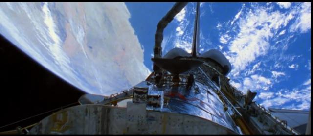 Maapallo on avaruusalus, joka on jo avaruudessa. Olet siis jo avaruusaluksella.