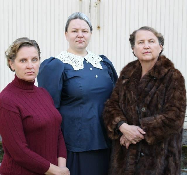Ilona, Loviisa, Martta
