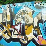 Suomalaisen graffitin tarina: taiteesta töhryksi ja takaisin