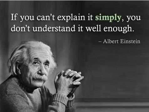 Viikon ajattelijana Einstein, kuva täältä: http://iwastesomuchtime.com/on/?i=19652