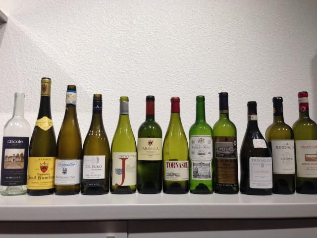 Sokkomaistelu illan viinit.