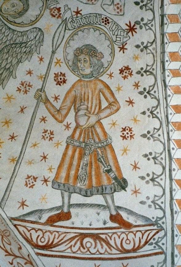 """Knut Lavard (1090-luvulta - 7. tammikuuta 1131) oli Tanskan prinssi ja pyhimys. """"Lavard"""" vastaa englannin lordi-titteliä."""
