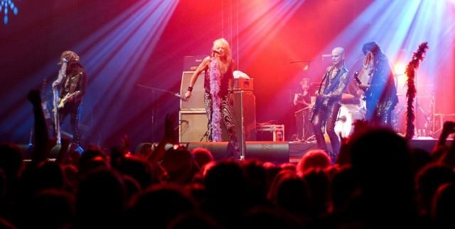 Hanoi Rocks.