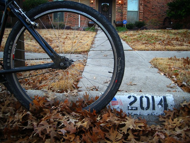 Vuosi 2014 on lähtökuopissaan. Oletko valmiina? Kuva Flickr/dickdavid.
