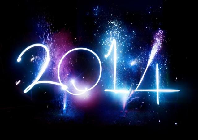 City toivottaa oikein railakasta uutta vuotta 2014!