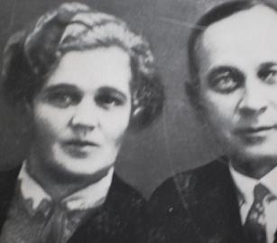 Kuusiset - Aino (1886-1970), OW (1881-1964)