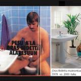 Oras Bidetta mainos 1978 vs 2000-luvun mainonta