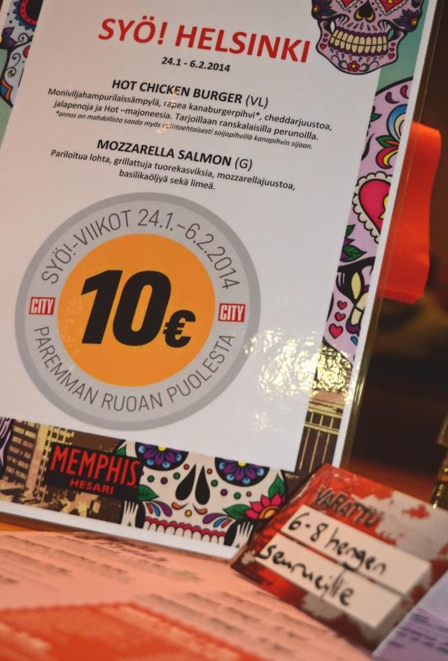 Syö! Helsinki: Burgerirundin eka etappi!