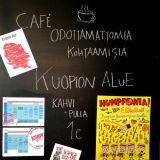 Kuopion alue pop up - Lasipalatsilla