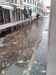 tulviva Venetsia