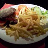 Syö! Burgerit: Morrison's