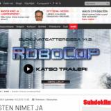 Robocop tekee sisältömarkkinointia dominanssi-mainonan avulla.