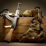 Armeijan jäämistö vaihtaa omistajaa Varustelekan Sotakirppiksellä