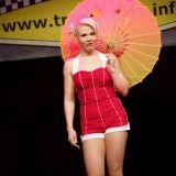 Hallitseva Pin-Up Finland, Rita Lee Divine. Kuva: J. Laitinen Photography