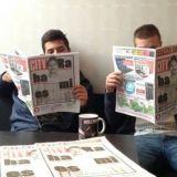 City-lehteä tarjolla ravintoloissa