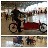 GoExpossa löytyi myös uusia hauskoja polkupyöriä. Pyöriä pääsi myös testaamaan. Kivaa tekemistä..