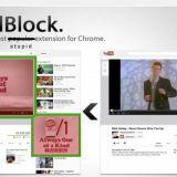 AdBlock vääristää netin käyttökokemusta. Rakastan DrPepperiä ja haluan nähdä ihania DrPepper mainoksia.