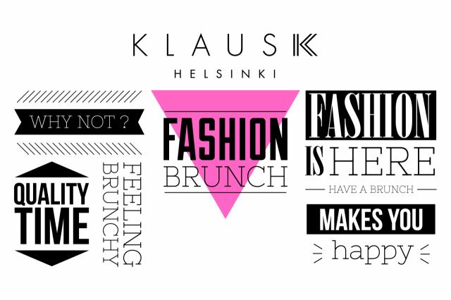 Klaus K / Fashion Brunssi. Kuva: Klaus K