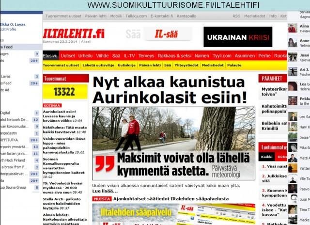 Suomeen mahtuisi yksi some lisää. Sellainen, joka puolustaisi suomalaista kulttuuria.