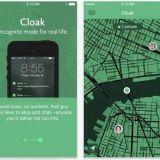 Cloak kertoo, missä välttelemäsi ihmiset liikkuvat