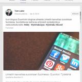 Google Plussalla hakutulosten kärkeen!
