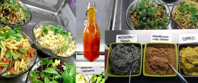Salaattibuffet = unelma