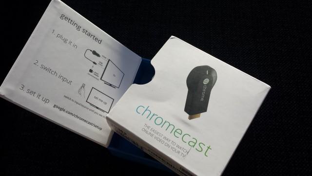 Chromecast on näppärä pieni lisälaite joka tekee televisiosta älykkään.