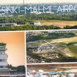Upea kuvakooste Malmin lentokentästä