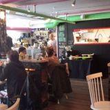 Kuopion Panza -ravintola on viihtyisä paikka.
