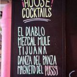 Panza -ravintolasta löytyy drinkkejä moneen makuun.